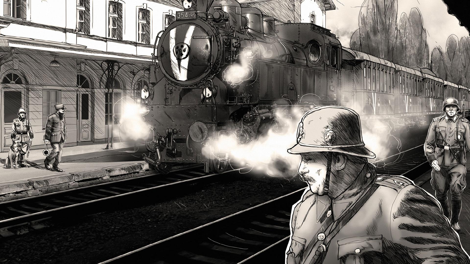 Vzdělávající hra Československo 38-89: Atentát se snaží zaujmout na Steamu ve vylepšené verzi 141166
