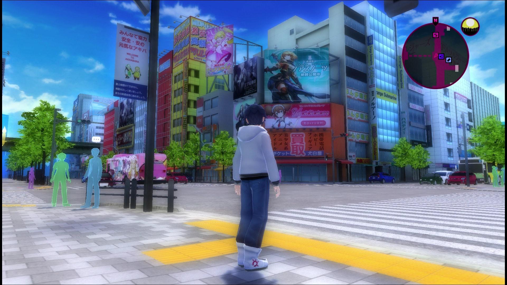 Akiba's Beat zve v květnu do Akihabary 141181