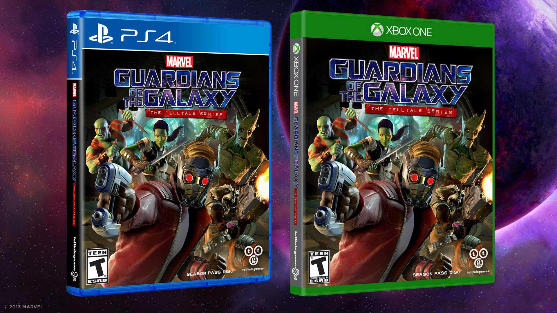Guardians of the Galaxy od Telltale Games v prvním traileru 141190