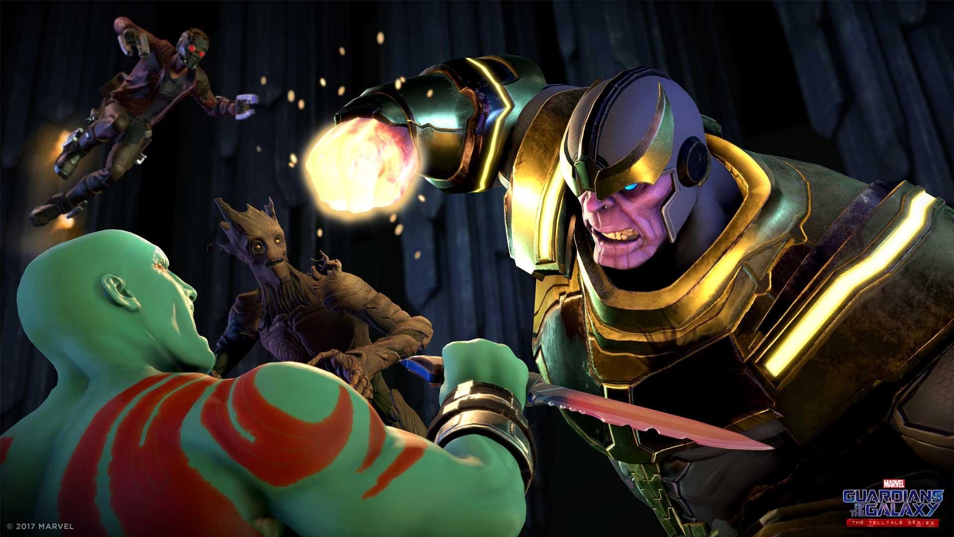 Guardians of the Galaxy od Telltale Games v prvním traileru 141191