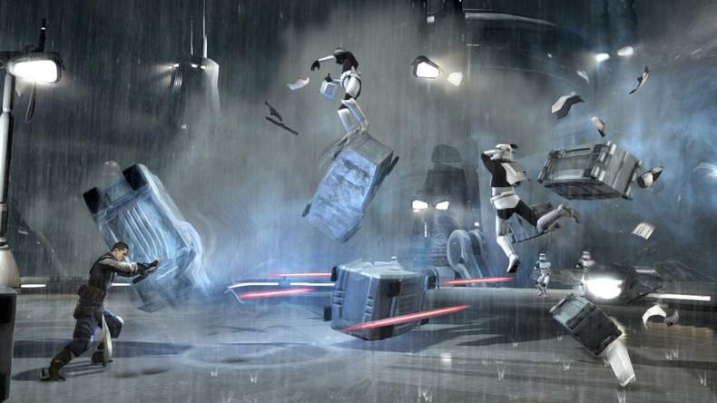 Odhaleny HW požadavky The Force Unleashed 2 14123