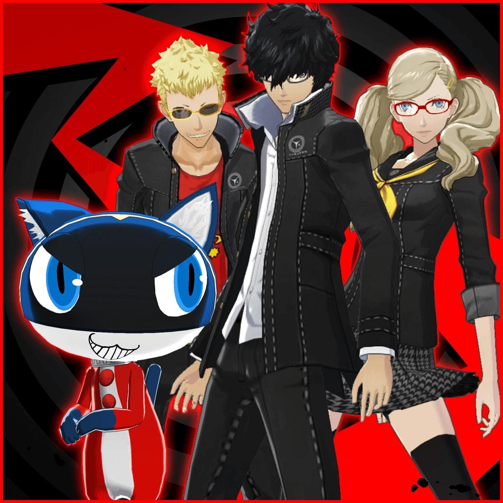Personu 5 rozšíří v den vydání velké množství DLC 141230