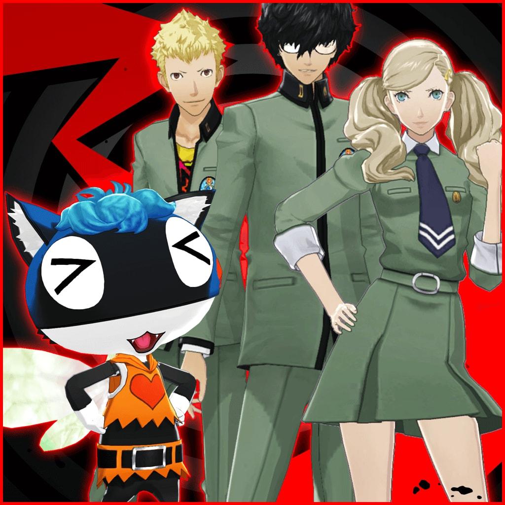 Personu 5 rozšíří v den vydání velké množství DLC 141232
