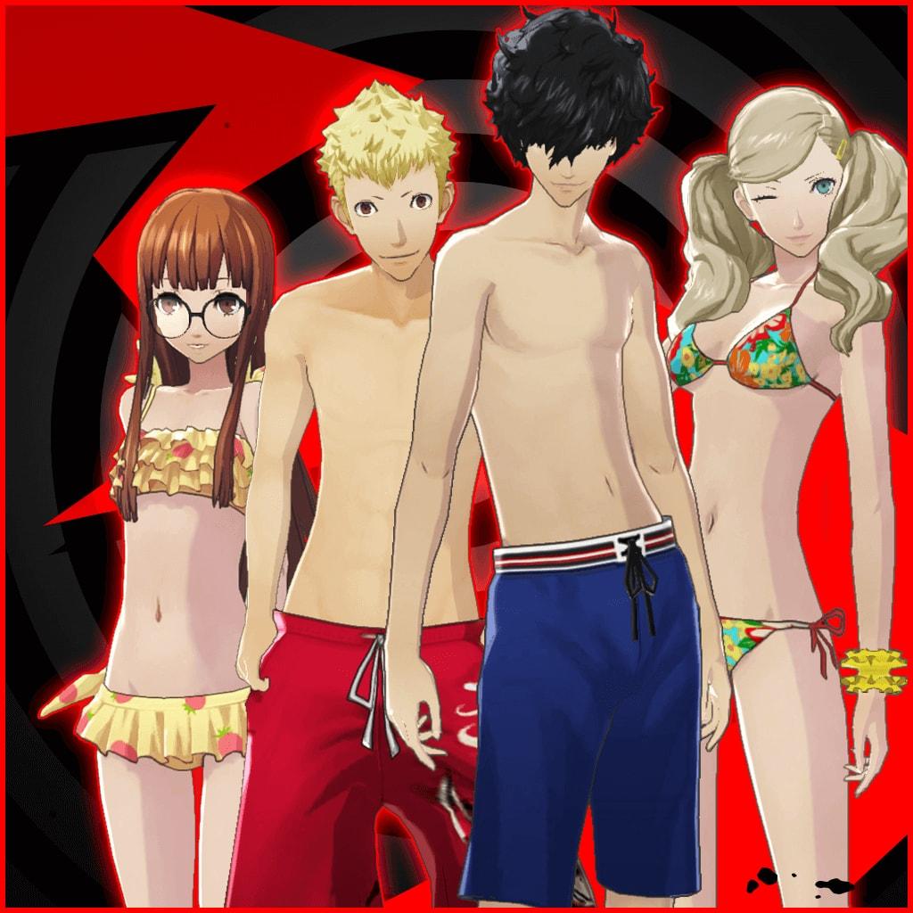Personu 5 rozšíří v den vydání velké množství DLC 141234