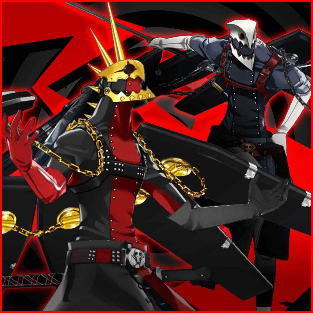 Personu 5 rozšíří v den vydání velké množství DLC 141235