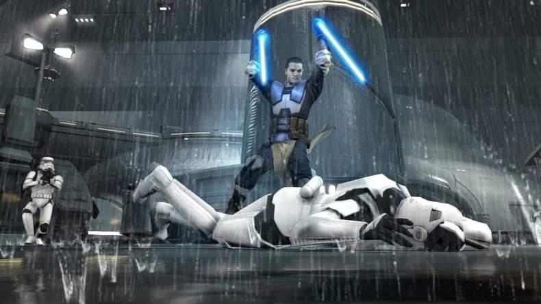 Tvůrci Star Wars: The Force Unleashed 3 zvažovali prvky otevřeného světa a kooperaci s Darthem Vaderem 14124