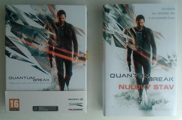 Quantum Break: Nulový stav - čas na čtení 141245
