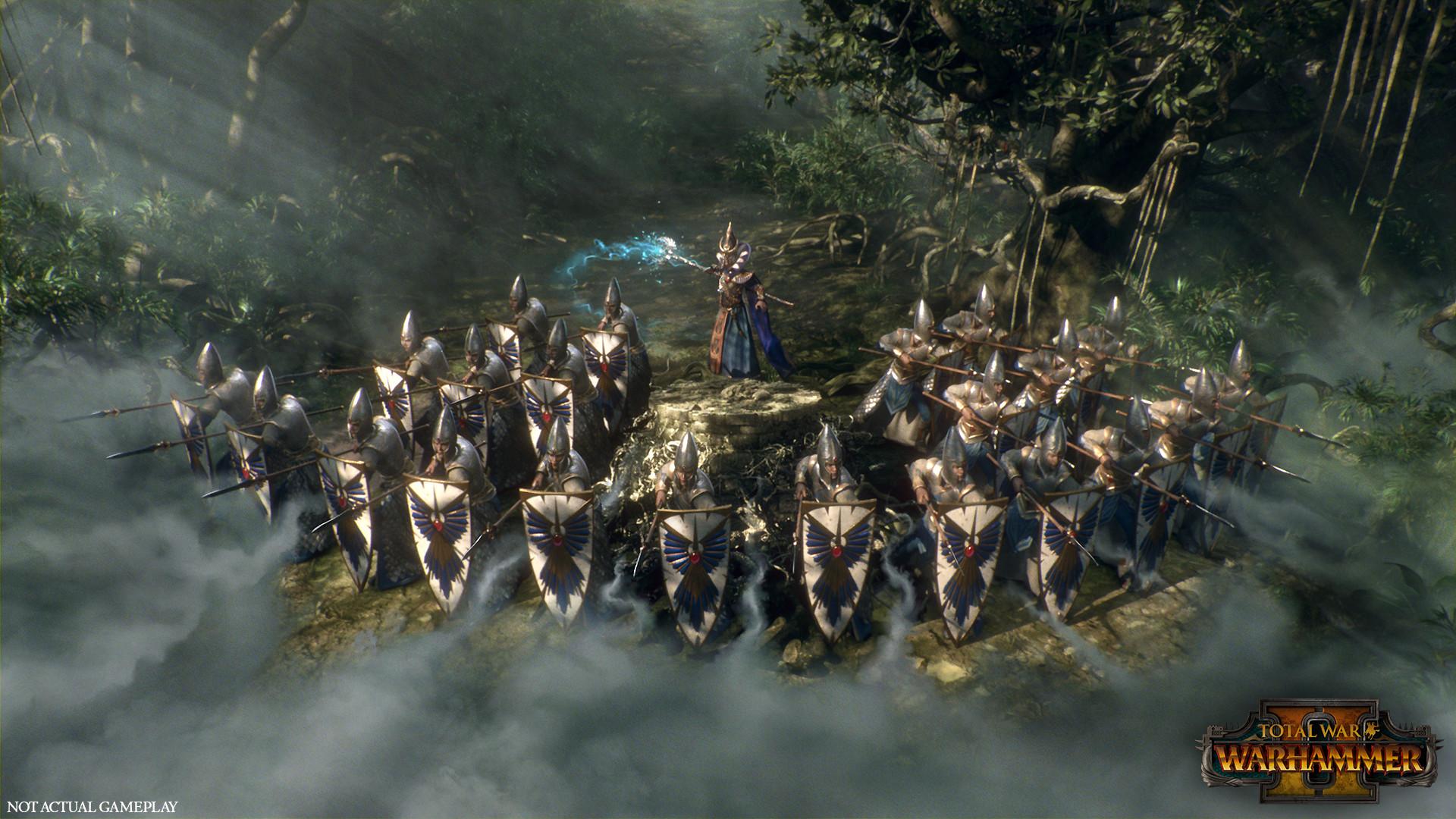 Už koncem roku vyjde Total War: Warhammer 2 141332