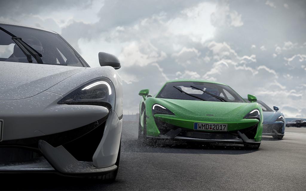 Obrazem: Bouřka nad závodní dráhou v Project Cars 2 141350