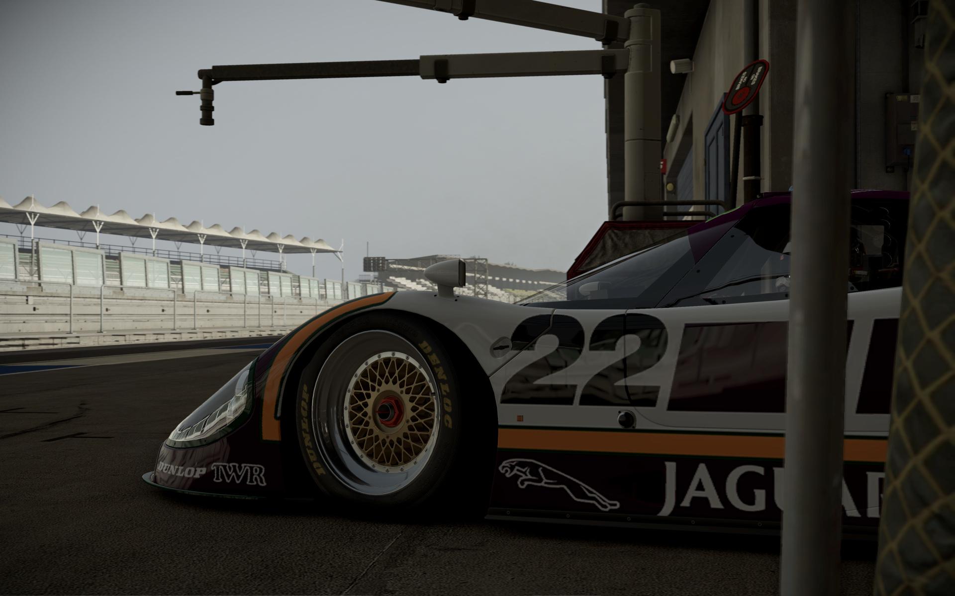 Obrazem: Bouřka nad závodní dráhou v Project Cars 2 141356