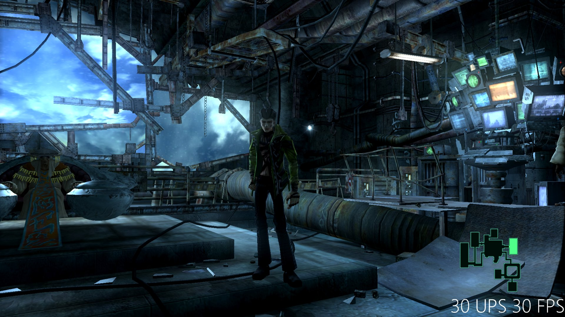 První obrázek z remasteru Phantom Dust 141362