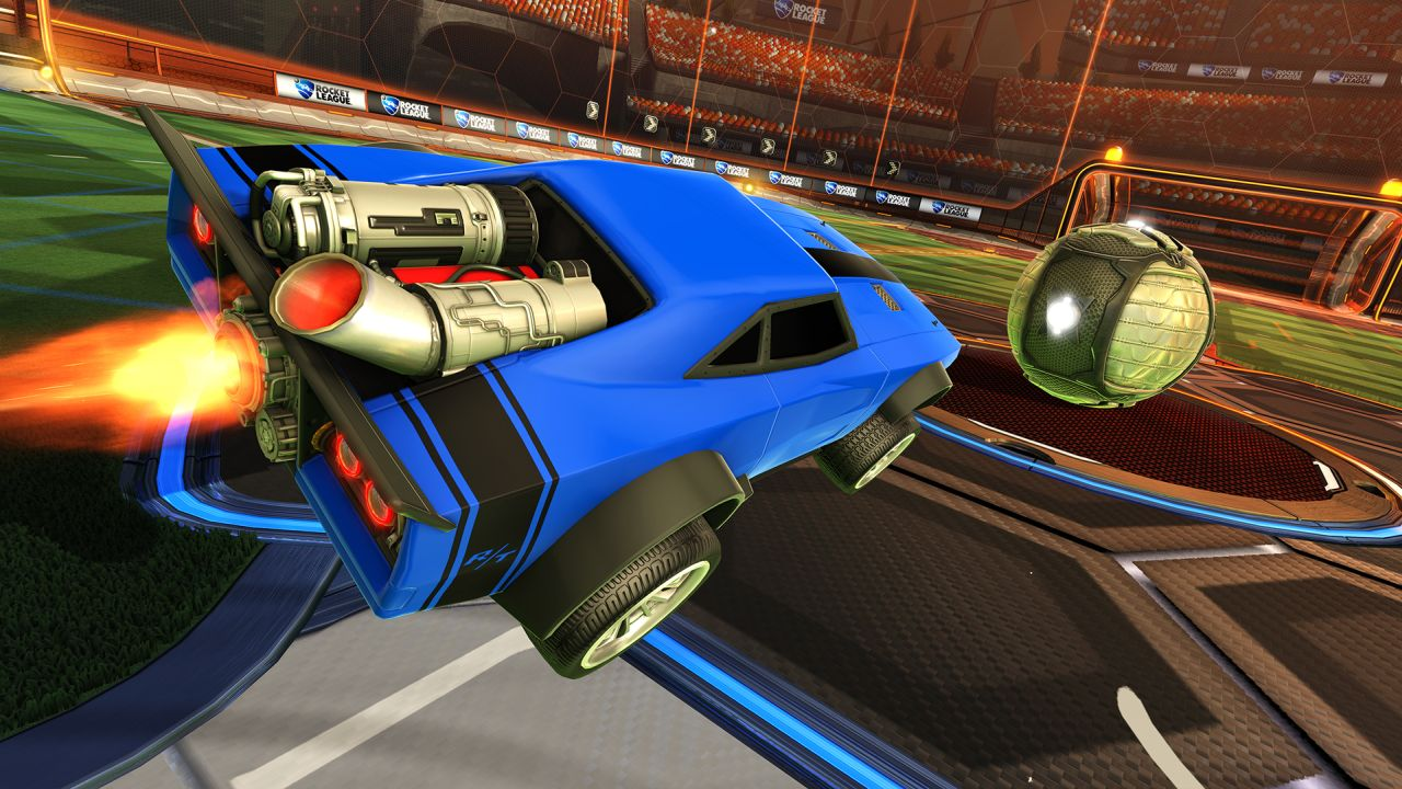 Fate of the Furious DLC do Rocket League 141372