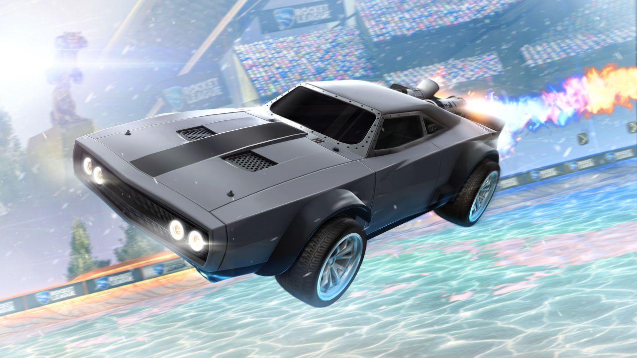 Fate of the Furious DLC do Rocket League 141373