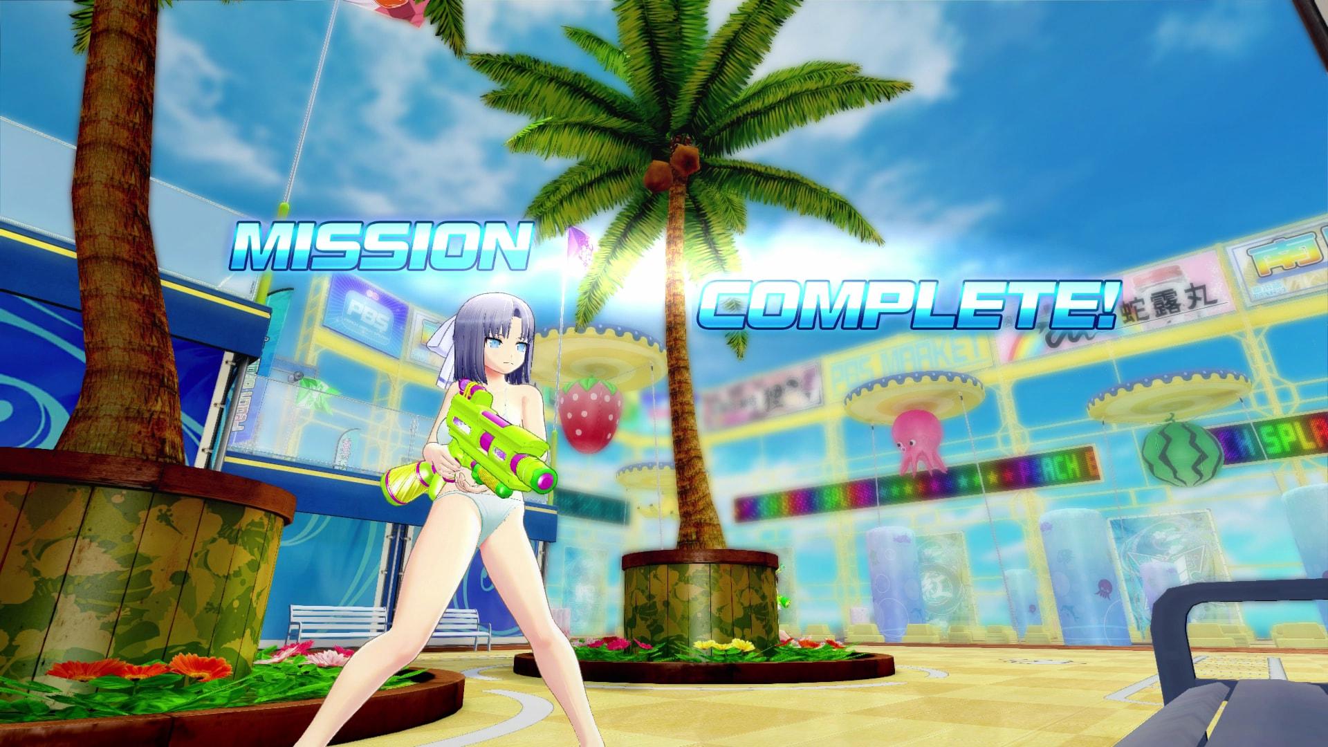 Spin-off Senran Kagura Peach Beach Splash už letos v létě! 141385