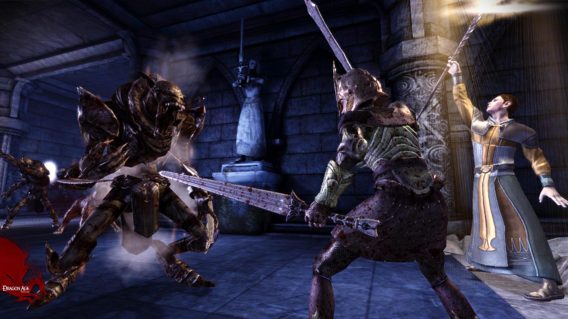 Hon na čarodějnice v Dragon Age: Prameny 14142