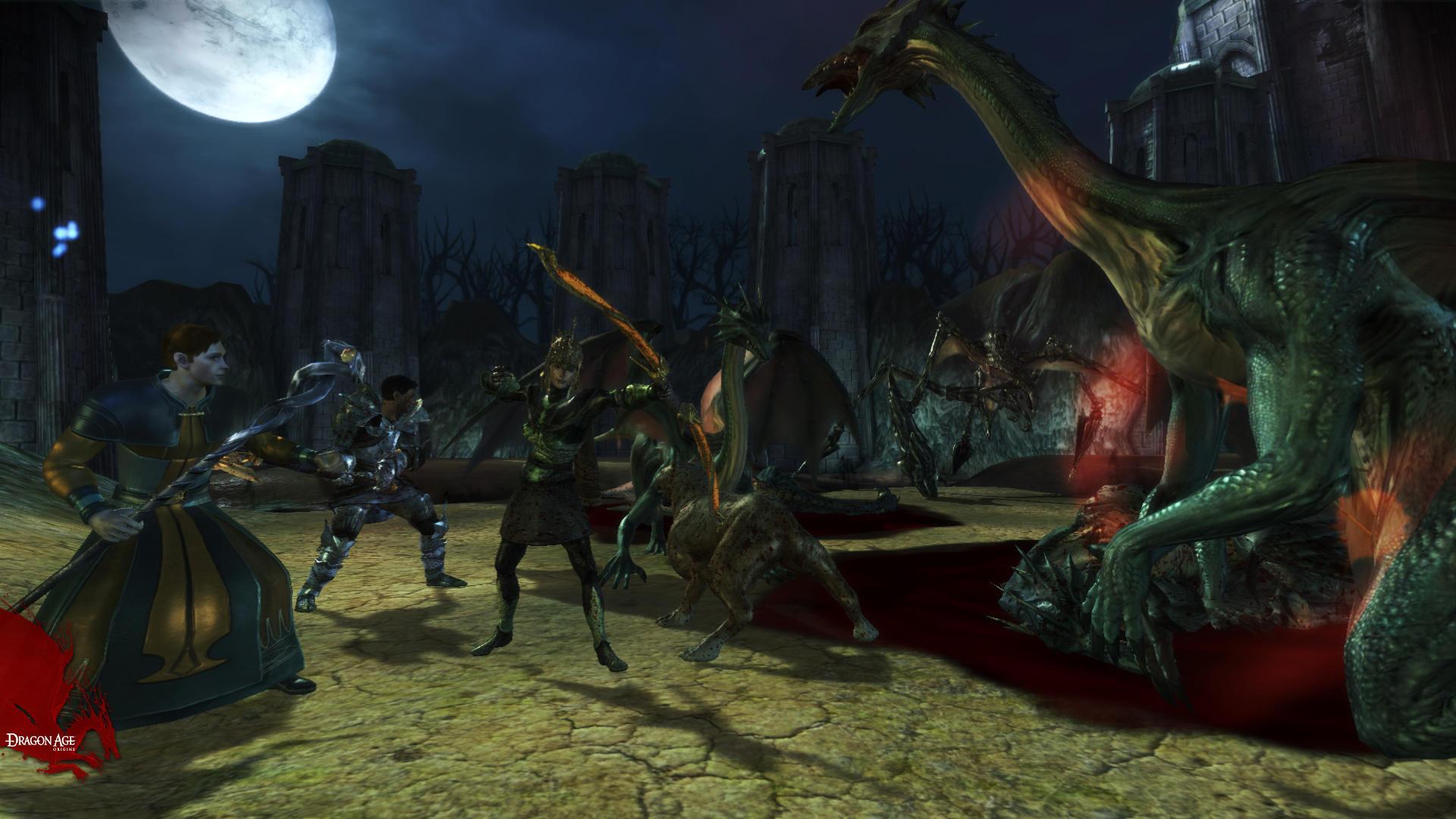 Hon na čarodějnice v Dragon Age: Prameny 14143