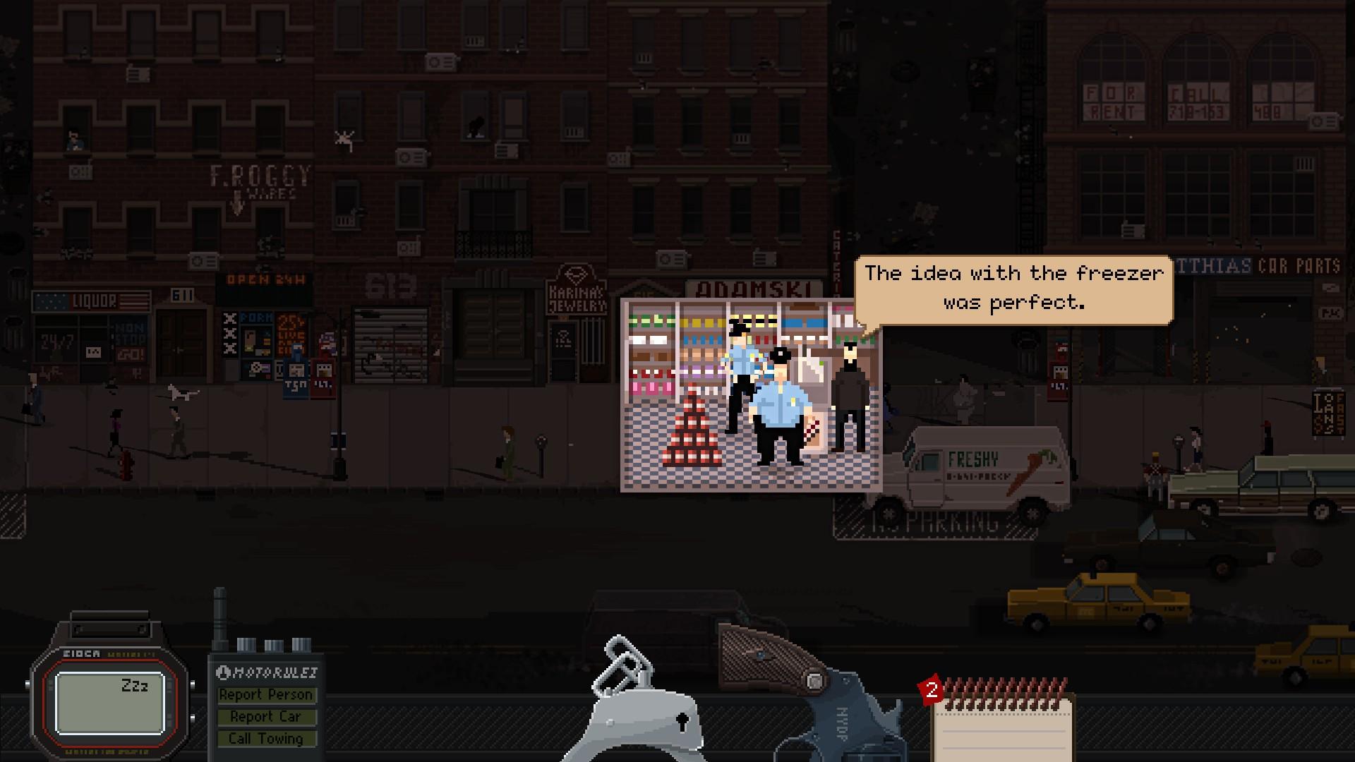 Beat Cop – příběhy z ulice 141469