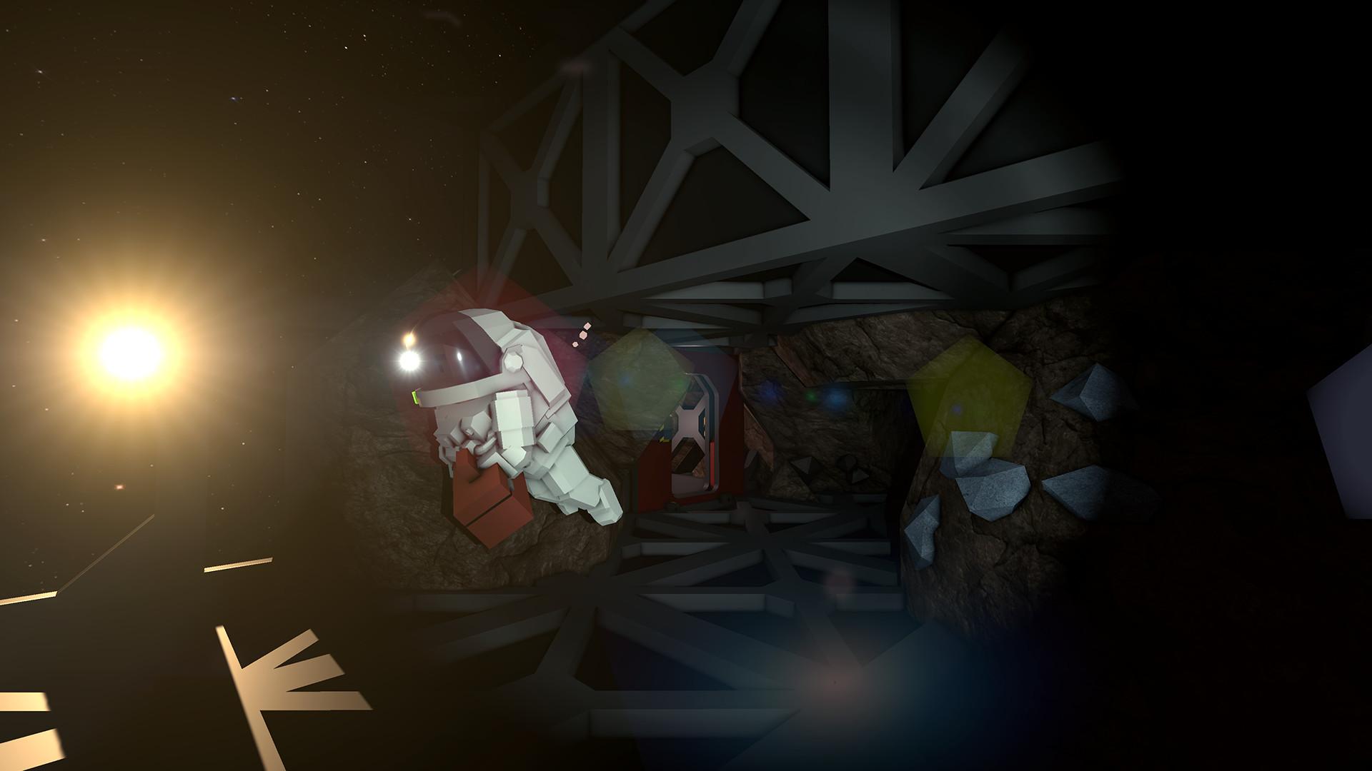 Dean Hall představil hru Stationeers se správou vesmírných stanic 141488
