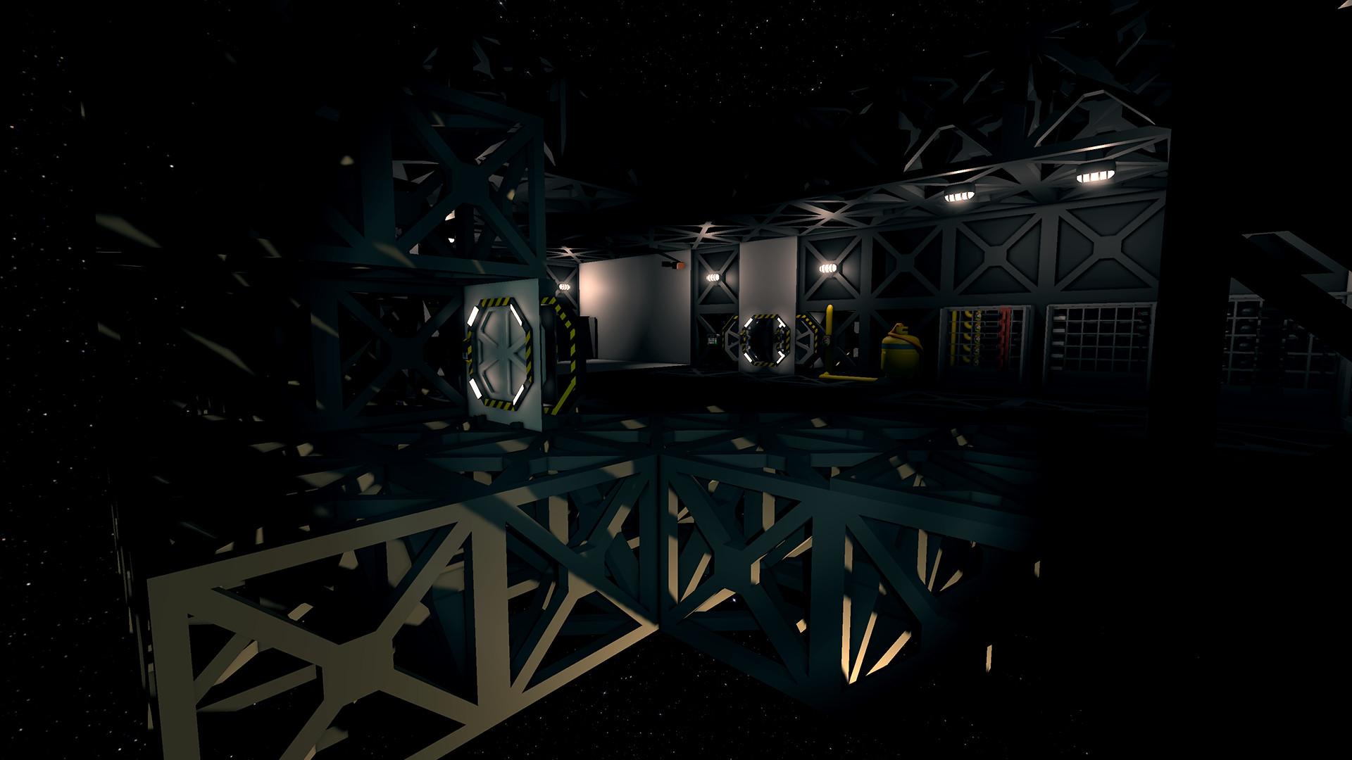 Dean Hall představil hru Stationeers se správou vesmírných stanic 141489