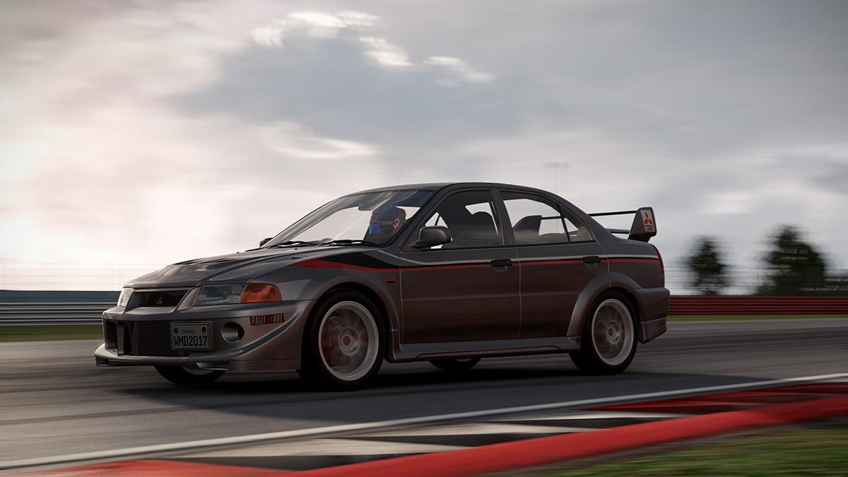Čtyři modely Mitsubishi Evo v Project Cars 2 141513