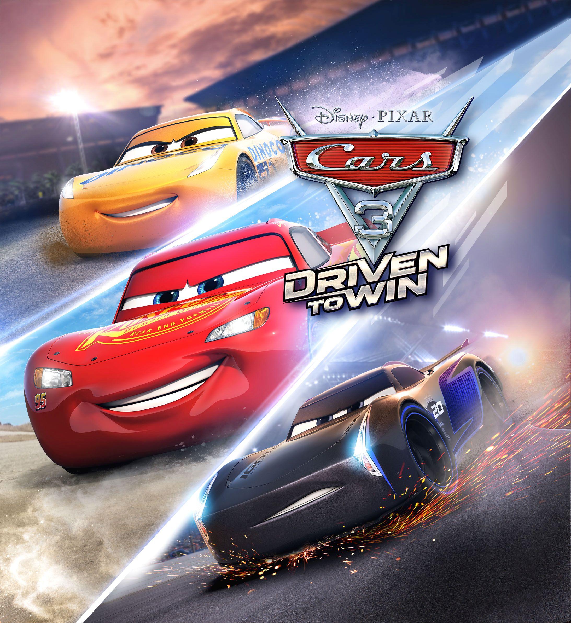 Závodní hra Auta 3 se koná po událostech z filmu 141540
