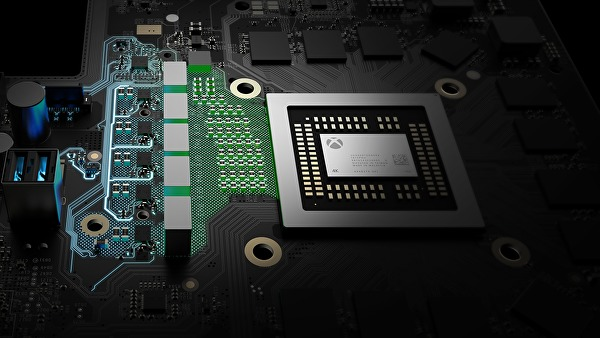 Odhalení konzole Project Scorpio od Microsoftu 141584