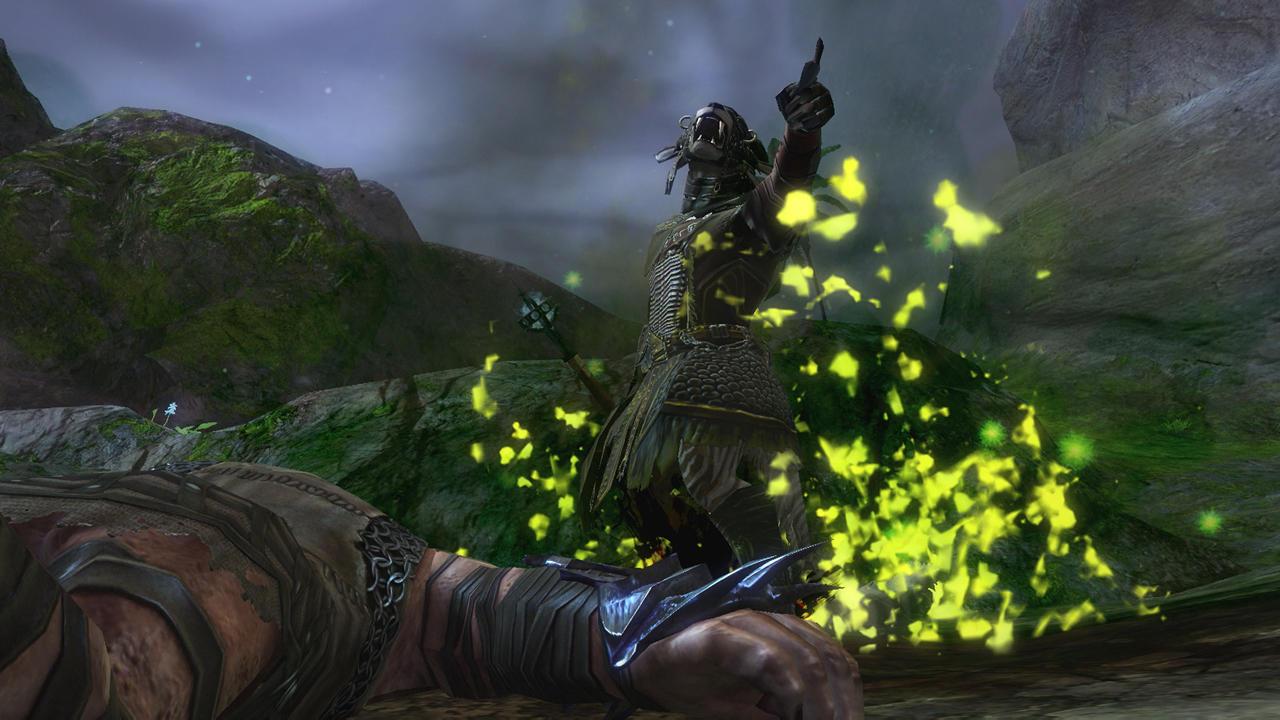 Guild Wars 2: Necromancer je vládcem temna 14159