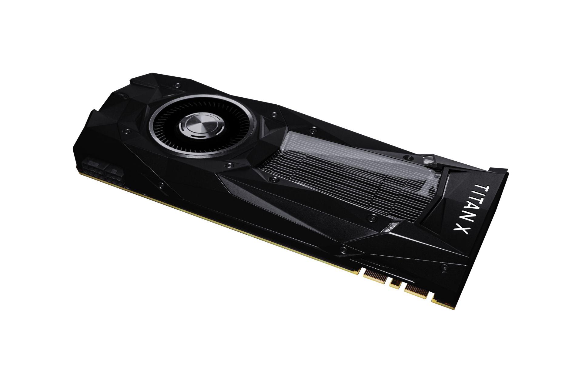 Nejvýkonnější grafická karta od Nvidie stojí 37 500 korun 141594