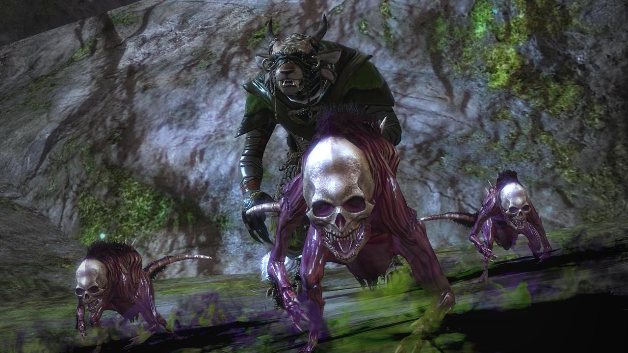 Guild Wars 2: Necromancer je vládcem temna 14160