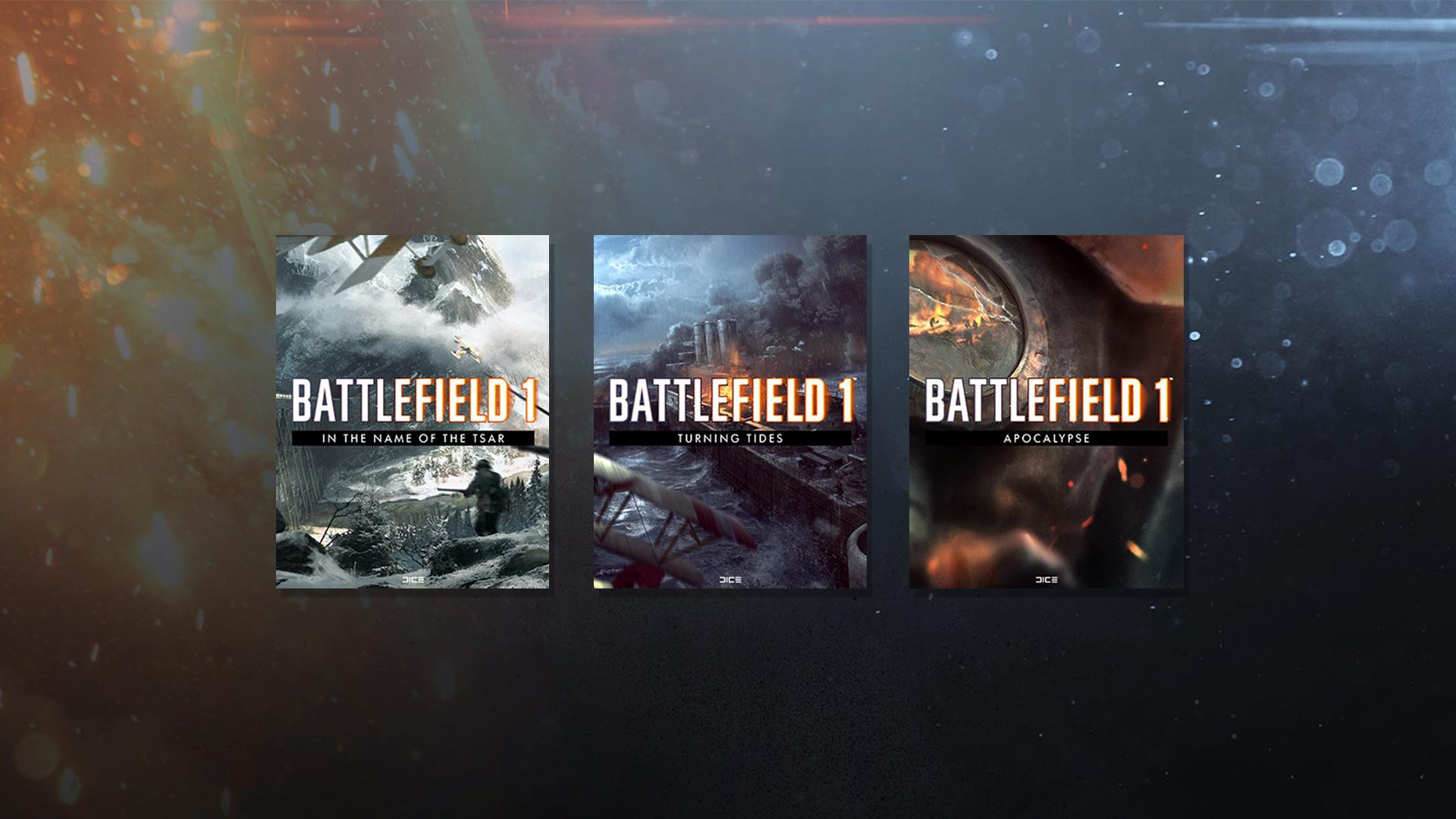 DICE odhaluje měsíční aktualizace a další novinky do Battlefieldu 1 141629