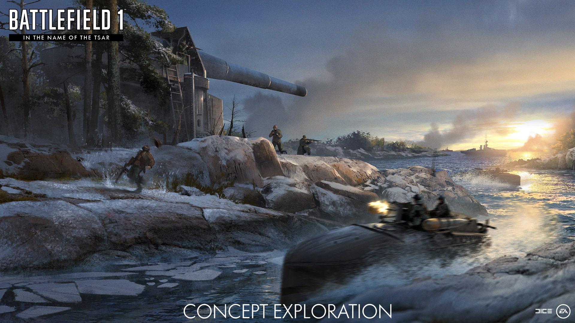 DICE odhaluje měsíční aktualizace a další novinky do Battlefieldu 1 141631