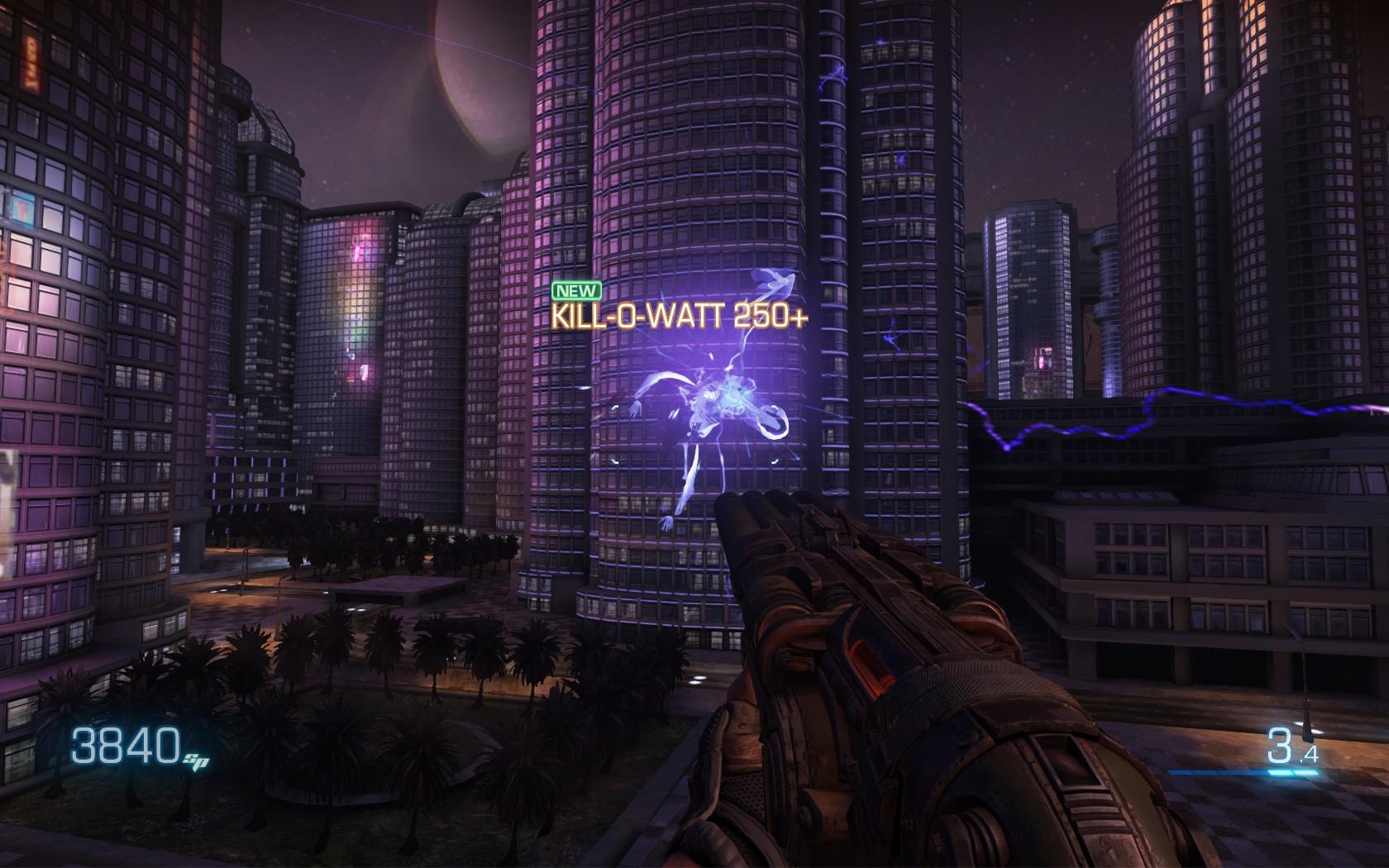 Bulletstorm: Full Clip Edition - kreativní řezničina 141673