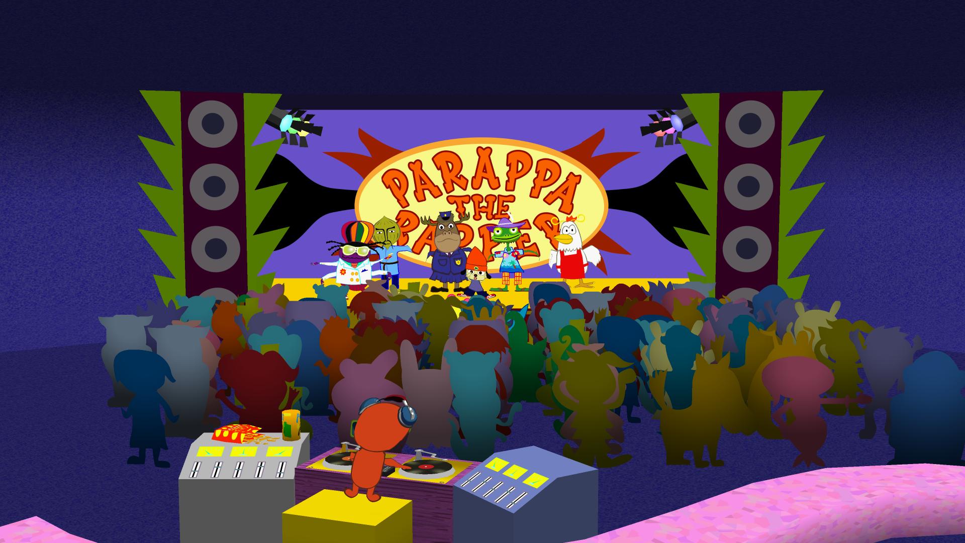 PaRappa the Rapper Remastered - legendární rytmy v novém kabátku 141692