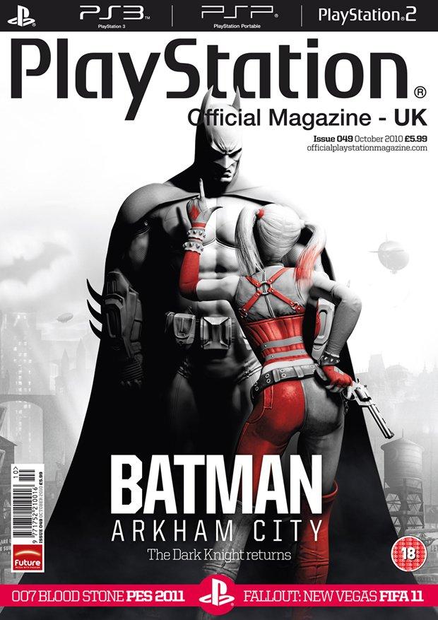 Zlobivá Harley Quinn v Batman: Arkham City 14170