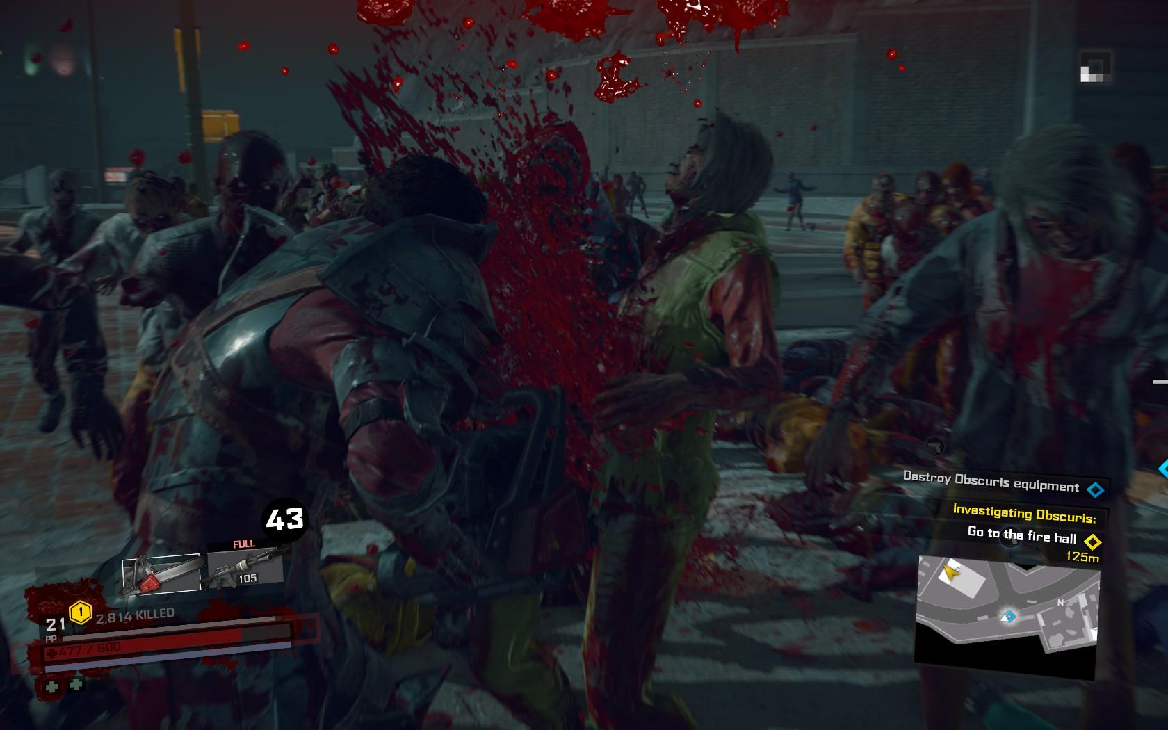 Jak běží Frank West z Dead Rising 4 na PC? 141701
