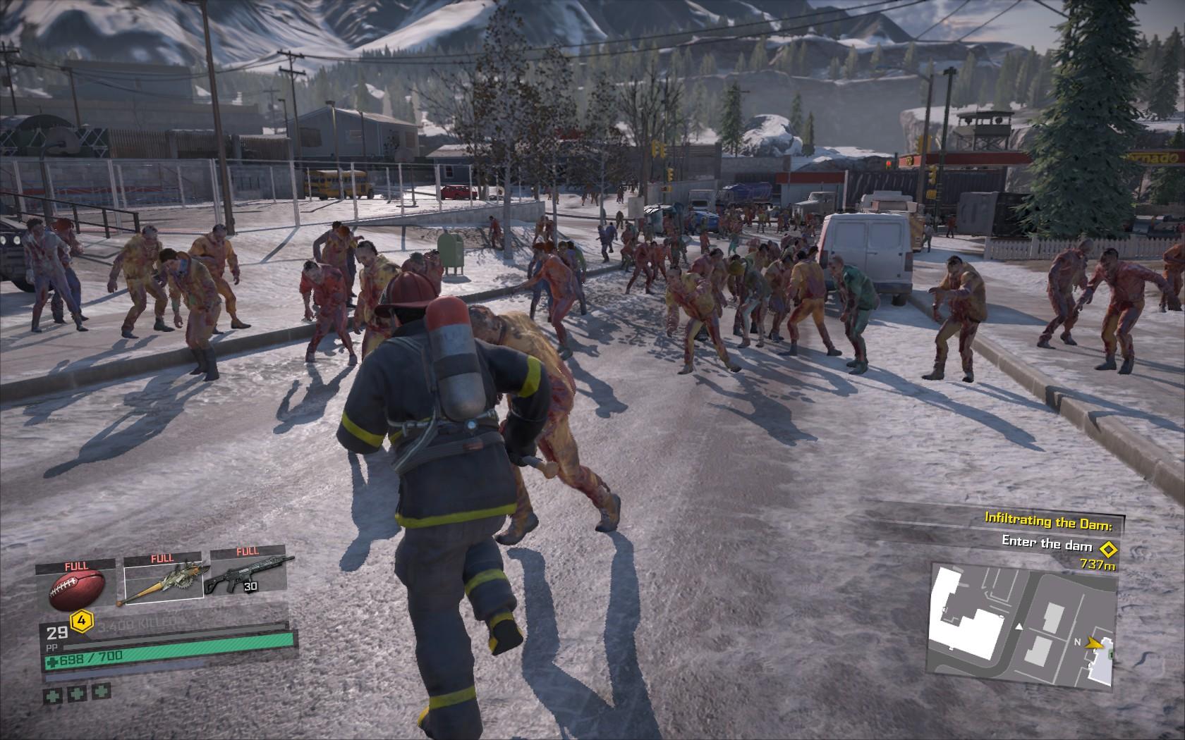 Jak běží Frank West z Dead Rising 4 na PC? 141702