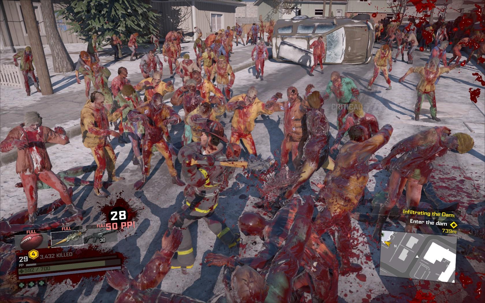 Jak běží Frank West z Dead Rising 4 na PC? 141703