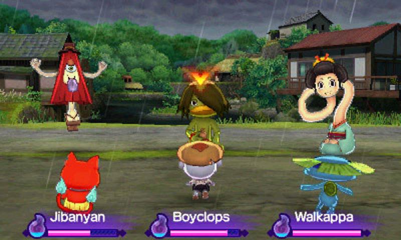 Yo-kai Watch 2: Bony Spirits - povedené cestování v čase 141731
