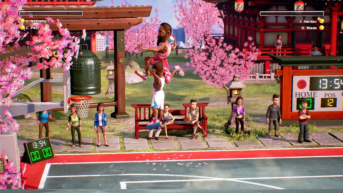 První obrázky z NBA Playgrounds 141744