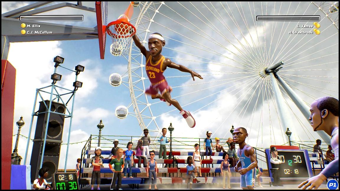 První obrázky z NBA Playgrounds 141745