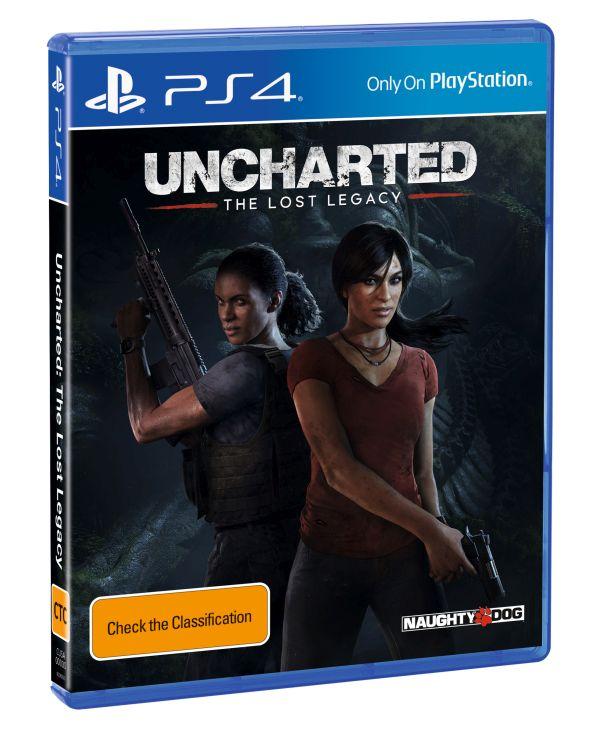 Uncharted: The Lost Legacy vyjde 23. srpna s českými titulky 141810