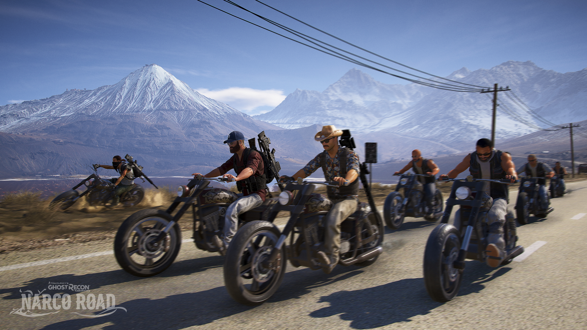 Expanze Narco Road přidá do Ghost Recon: Wildlands nové mise 141819
