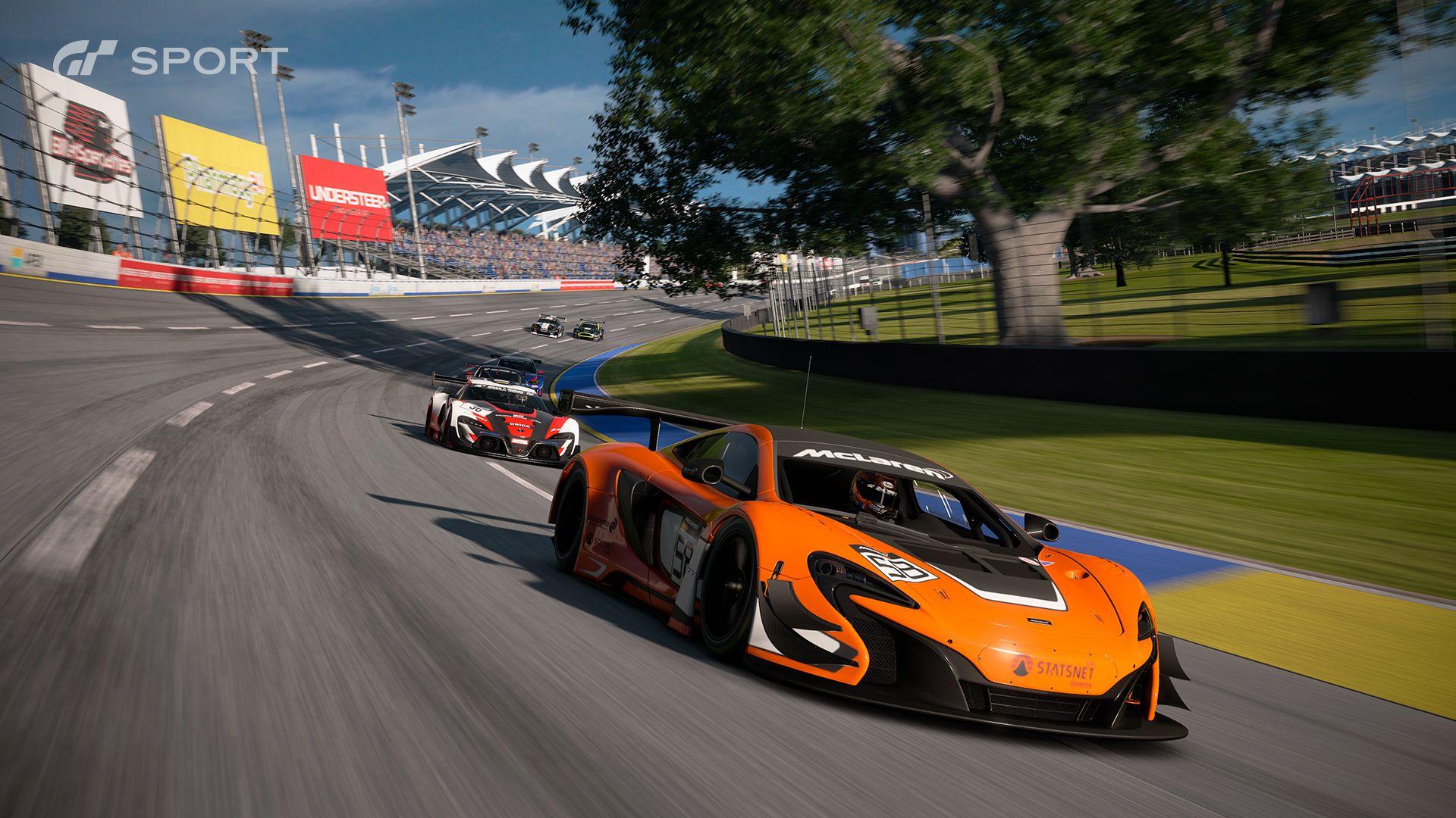 Gran Turismo Sport potvrzuje Porsche a další tratě 141839
