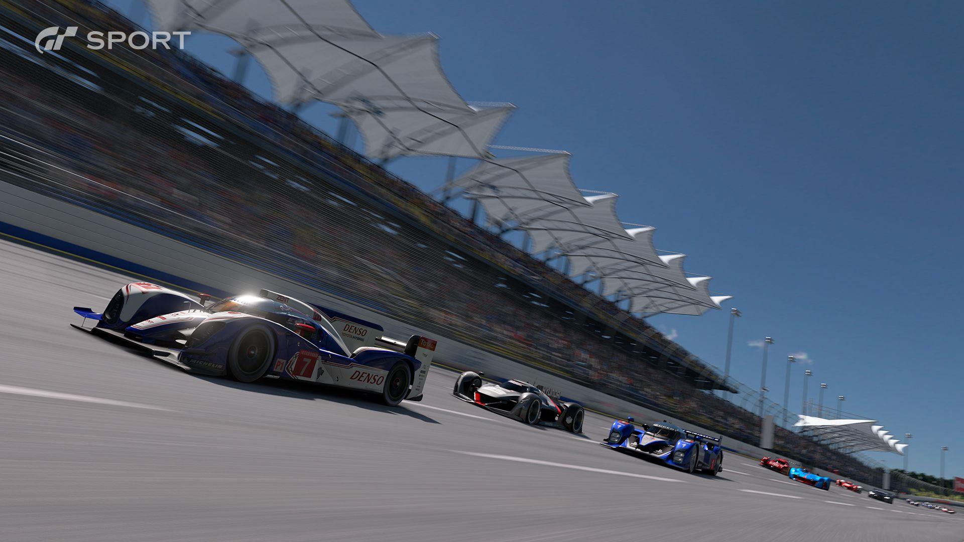 Gran Turismo Sport potvrzuje Porsche a další tratě 141841
