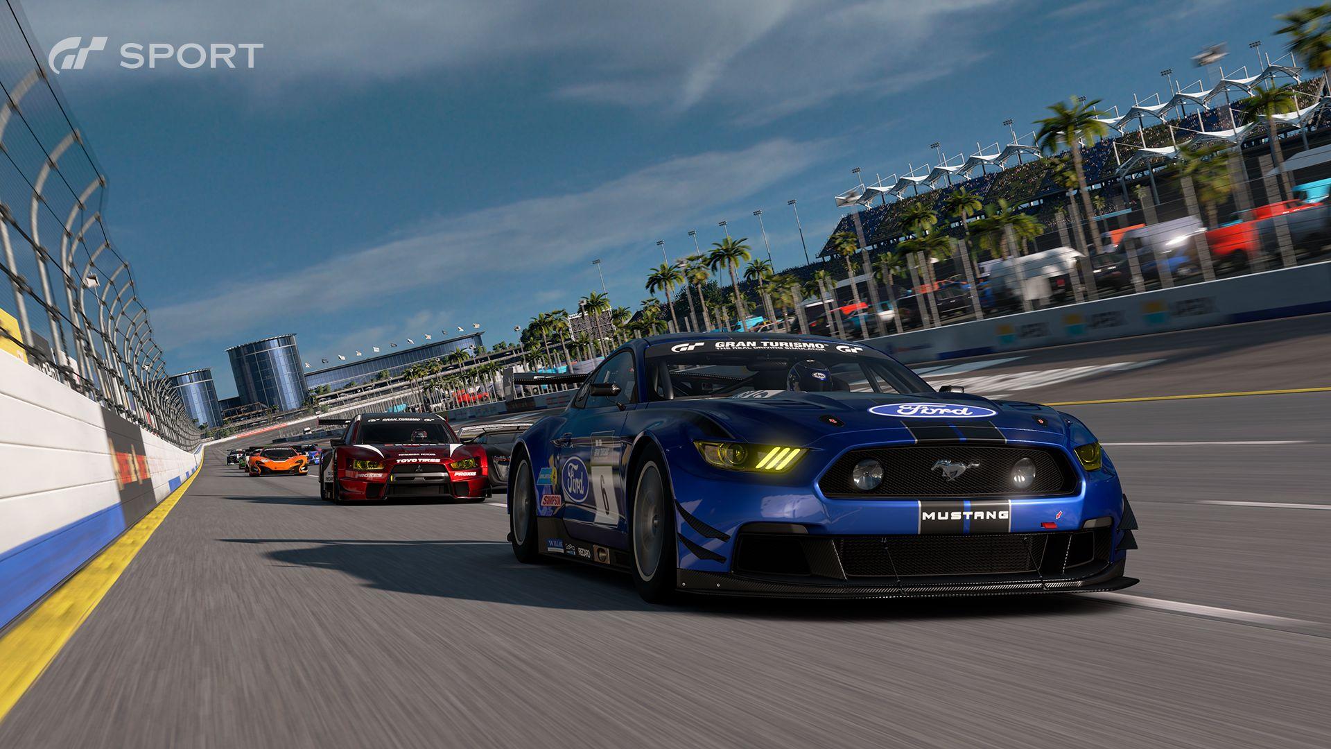 Gran Turismo Sport potvrzuje Porsche a další tratě 141843