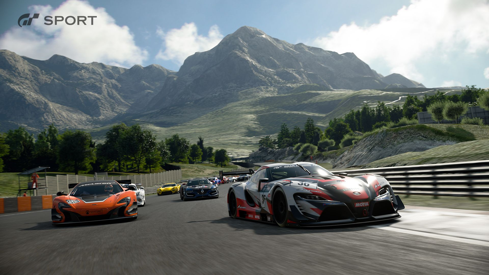 Gran Turismo Sport potvrzuje Porsche a další tratě 141848