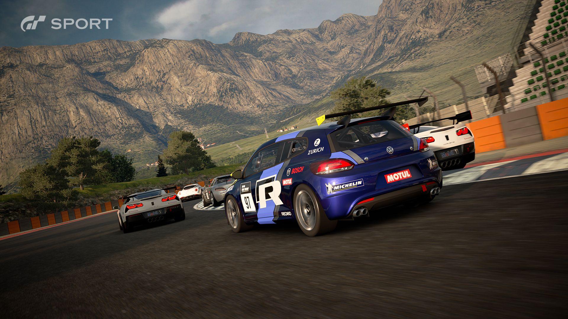 Gran Turismo Sport potvrzuje Porsche a další tratě 141849