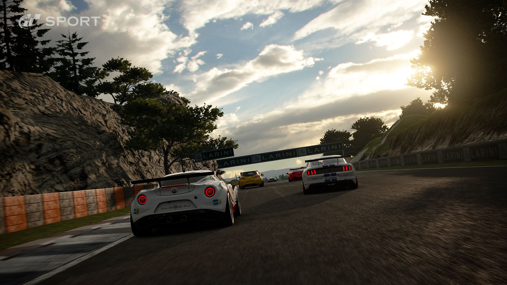 Gran Turismo Sport potvrzuje Porsche a další tratě 141851