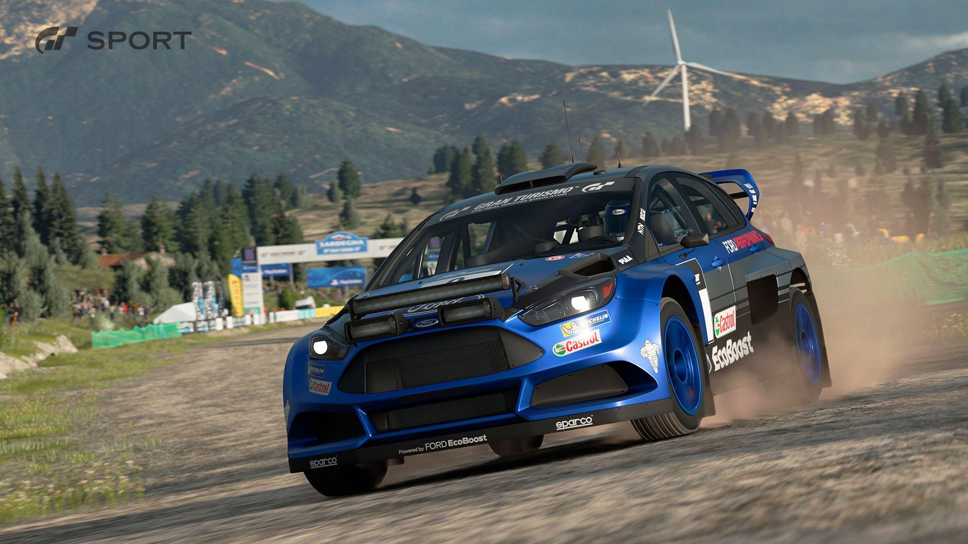 Gran Turismo Sport potvrzuje Porsche a další tratě 141863