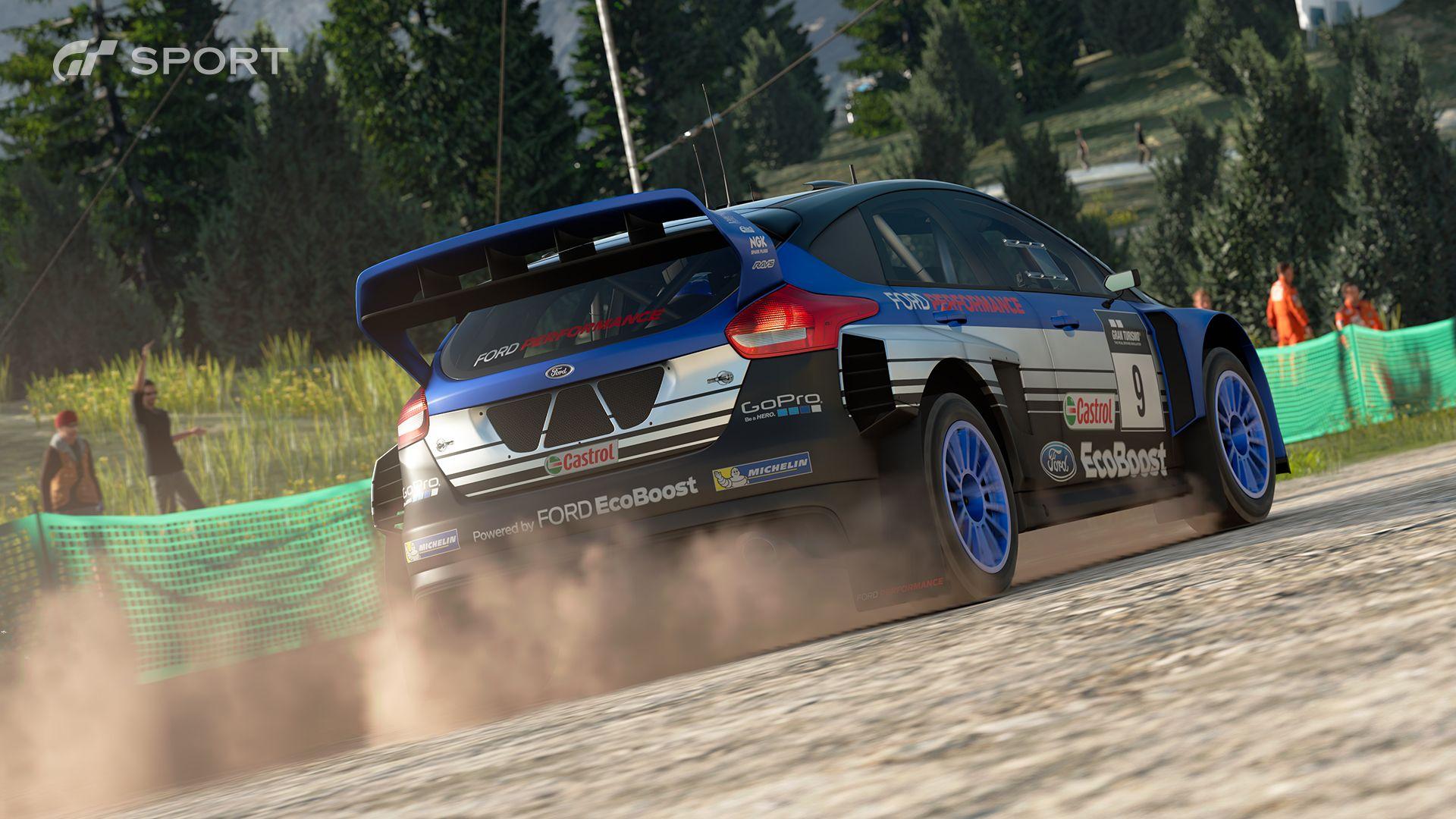 Gran Turismo Sport potvrzuje Porsche a další tratě 141864